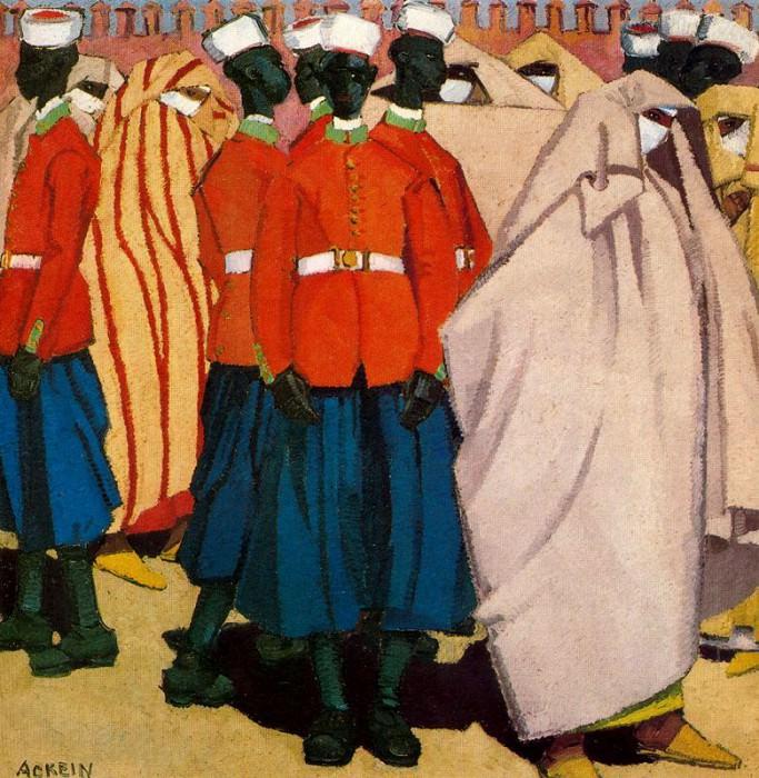 #21596. Los Orientalistas