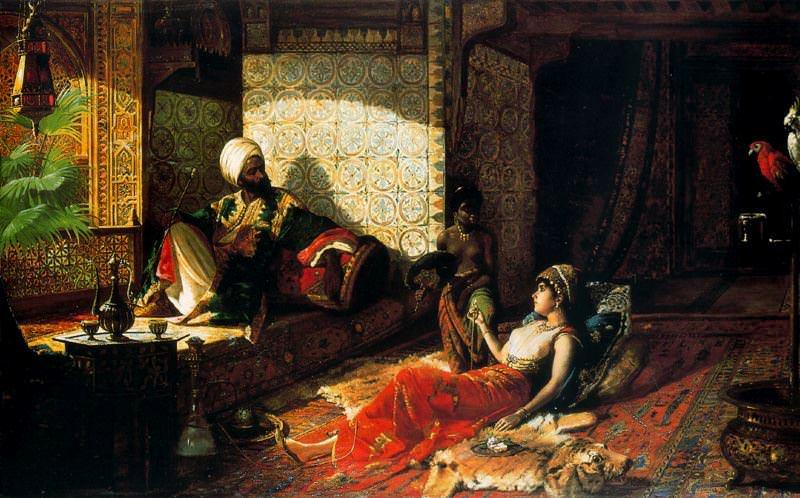 #21579. Los Orientalistas