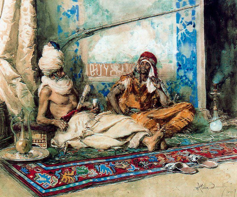#21518. Los Orientalistas