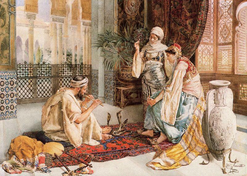 #21451. Los Orientalistas
