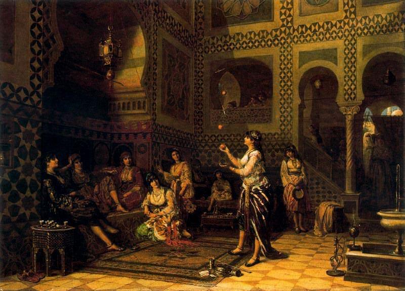 #21599. Los Orientalistas