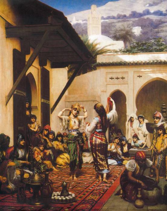 #21521. Los Orientalistas