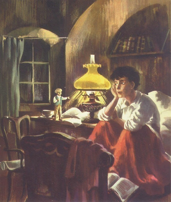 Студент. Мария Орловска