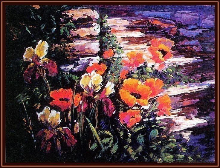 Poppies. Kristen Olsen