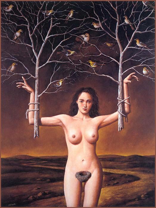 Primavera2000. Rafal Olbinski