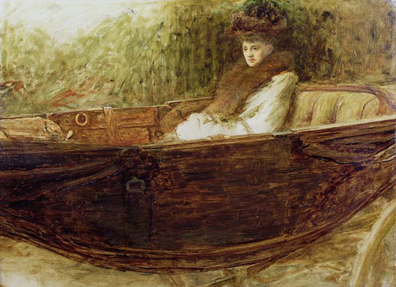Solitude. Sir William Quiller Orchardson