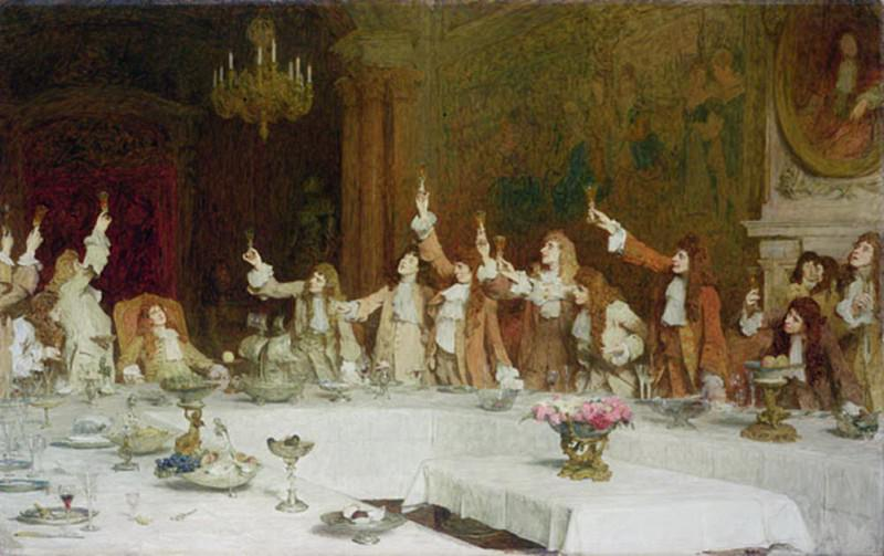 The Young Duke. Sir William Quiller Orchardson