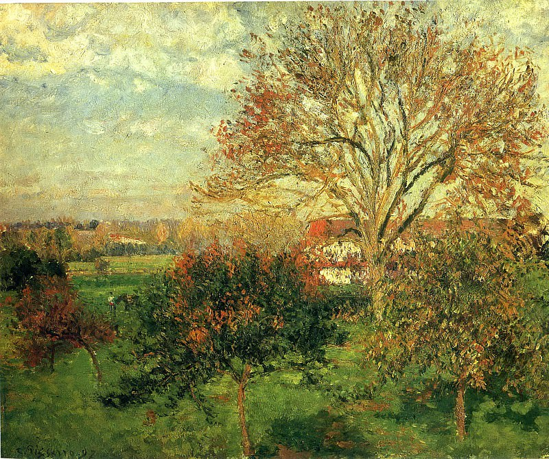 pissarro (2). Camille Pissarro