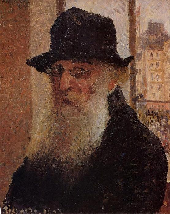 Self Portrait. (1903). Camille Pissarro