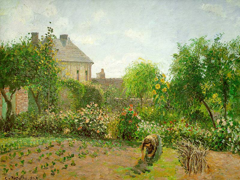 pissarro3. Camille Pissarro