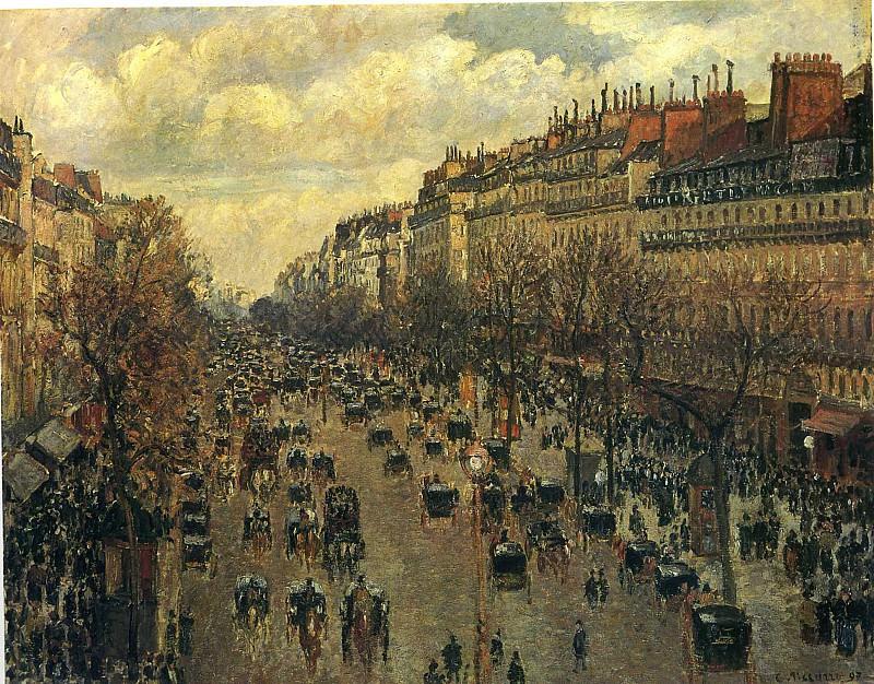 pissarro (6). Camille Pissarro