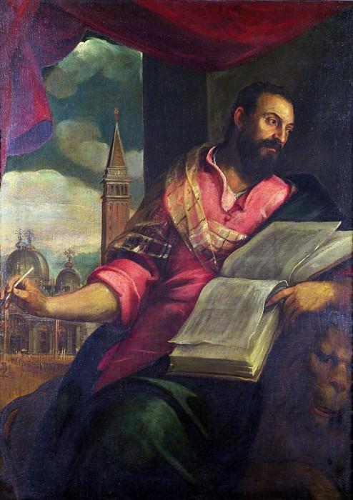 St. Mark. Palma il Giovane (Jacopo Negretti)
