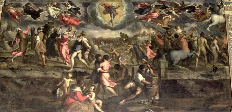 The Iron Age. Palma il Giovane (Jacopo Negretti)