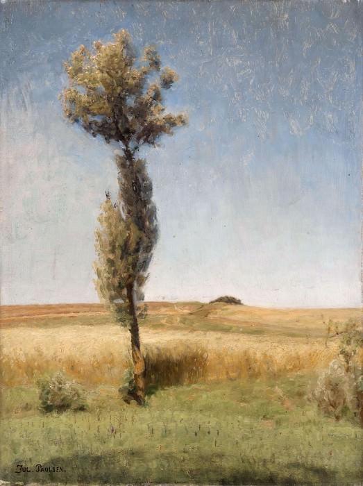 The Tree. Julius Paulsen