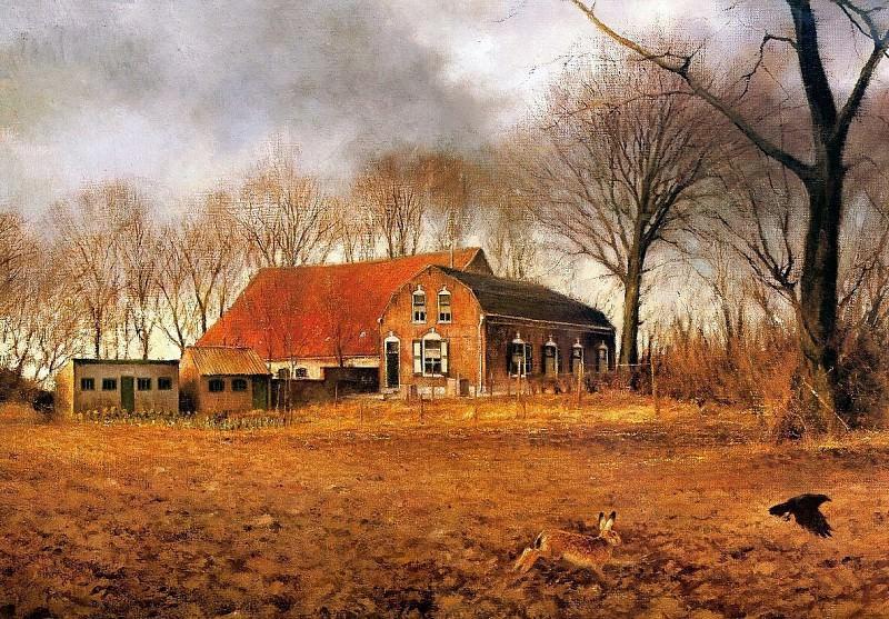 Nature #21. Rien Poortvliet