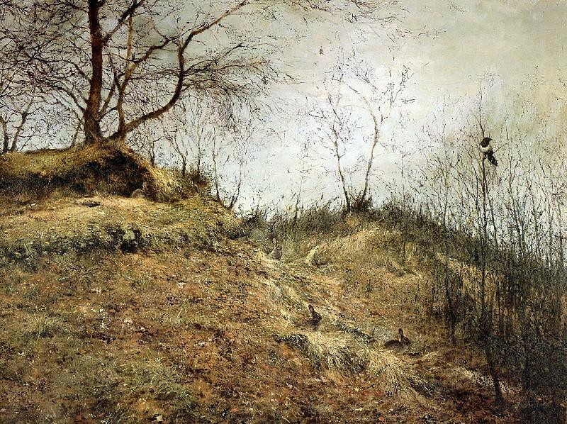 nature #161. Rien Poortvliet