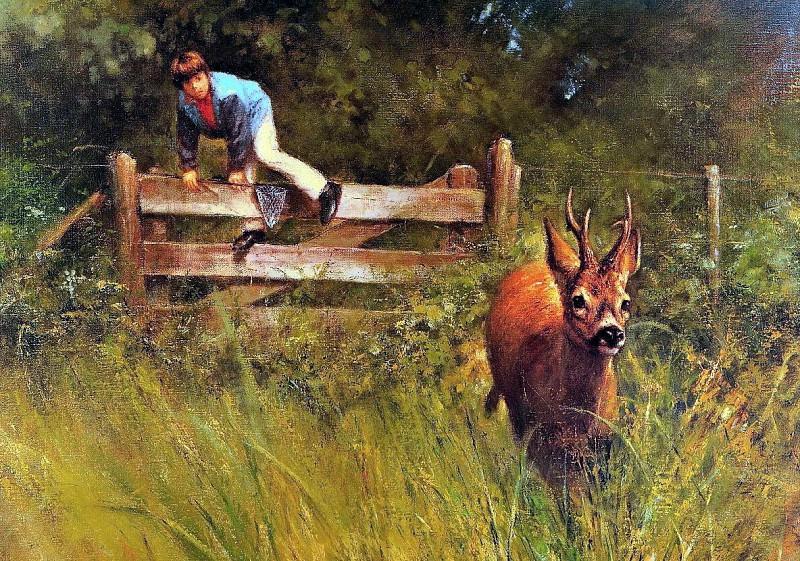 Дикая природа #191. Рин Поортвлит