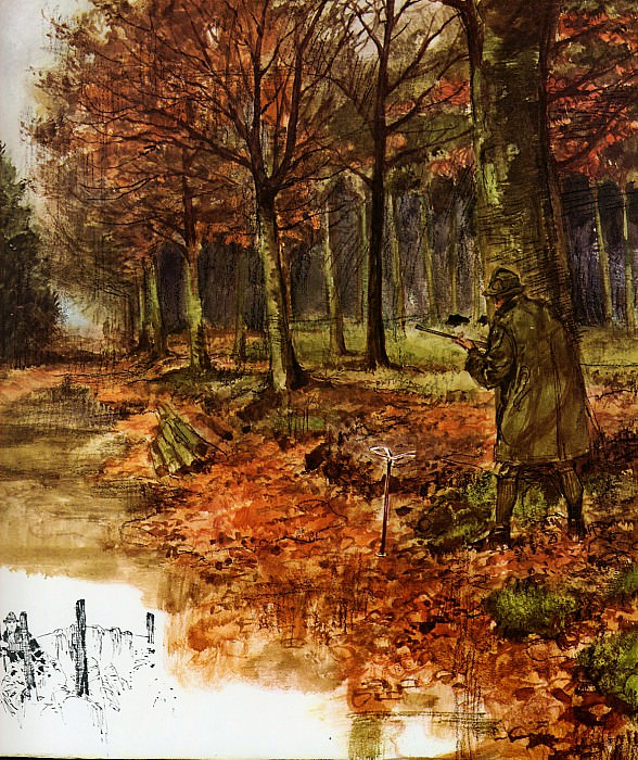 Nature. Rien Poortvliet