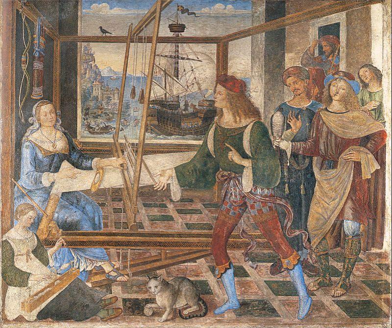 pinturicchio1. Pinturicchio (Bernardino di Betto)