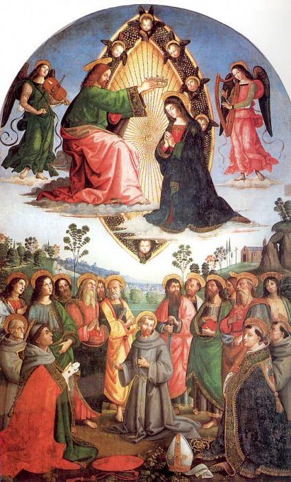 pinturicchio3. Pinturicchio (Bernardino di Betto)