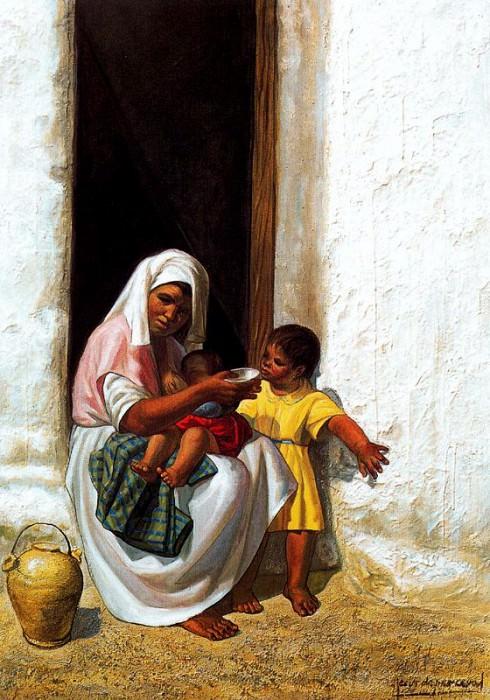 #26744. Иисус Де Персеваль