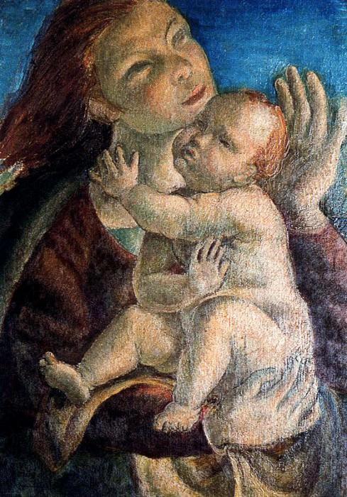#26834. Иисус Де Персеваль
