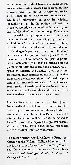 art 002. Maurice Prendergast