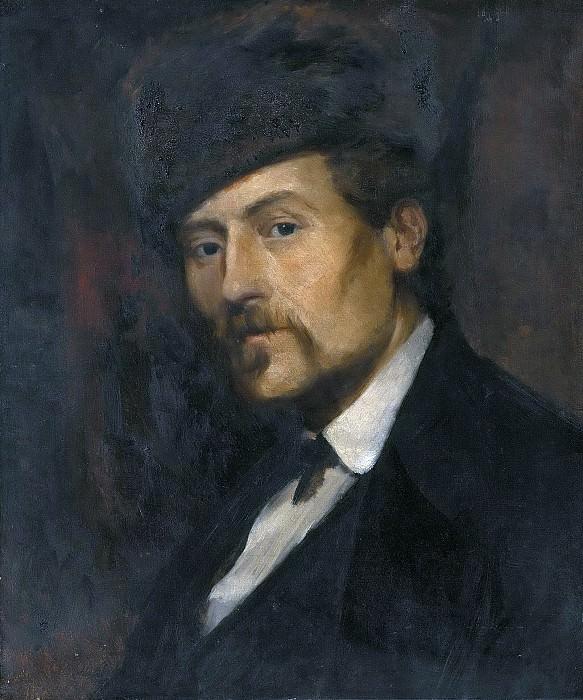 Edvard Perséus (1841-1890). Edvard Perséus