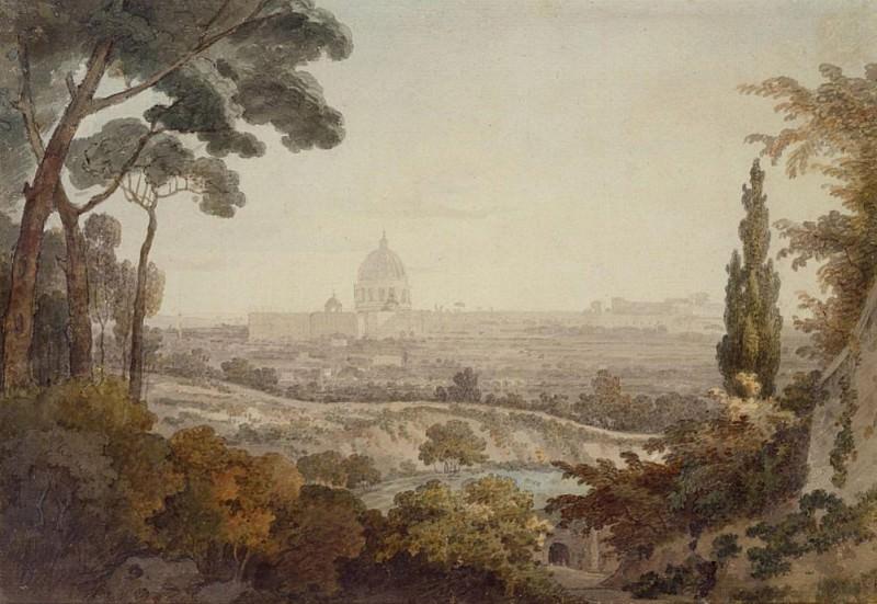 Rome. William Pars