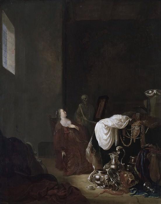 Аллегория ванитас. Виллем де Пуртер