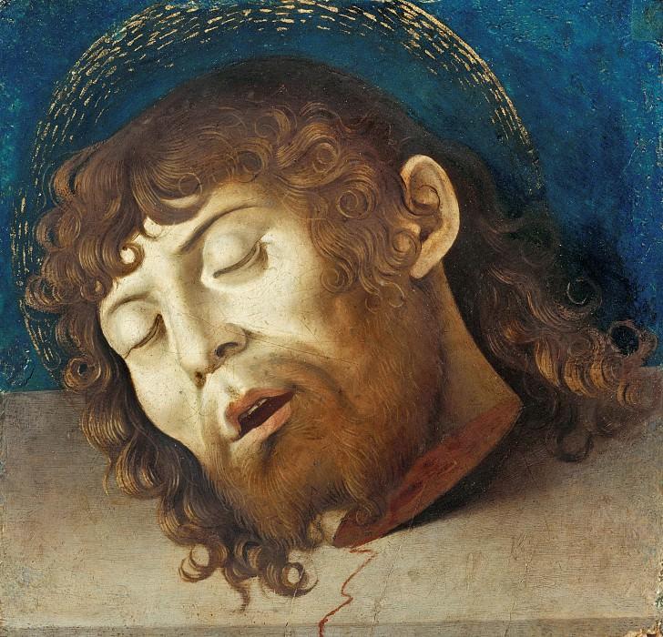 The Head of St John the Baptist. Marco Palmezzano