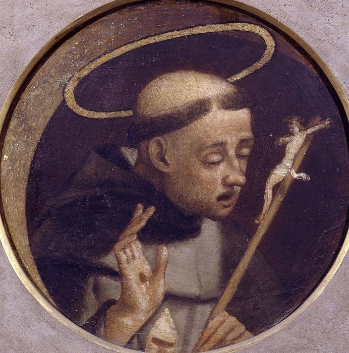 Святой Франциск (Полиптих Бербенно). Андреа Превитали (Кордельяги)