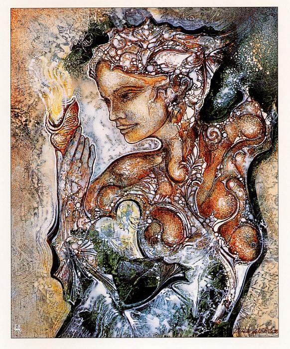 Sirene. Camelo De La Pinta