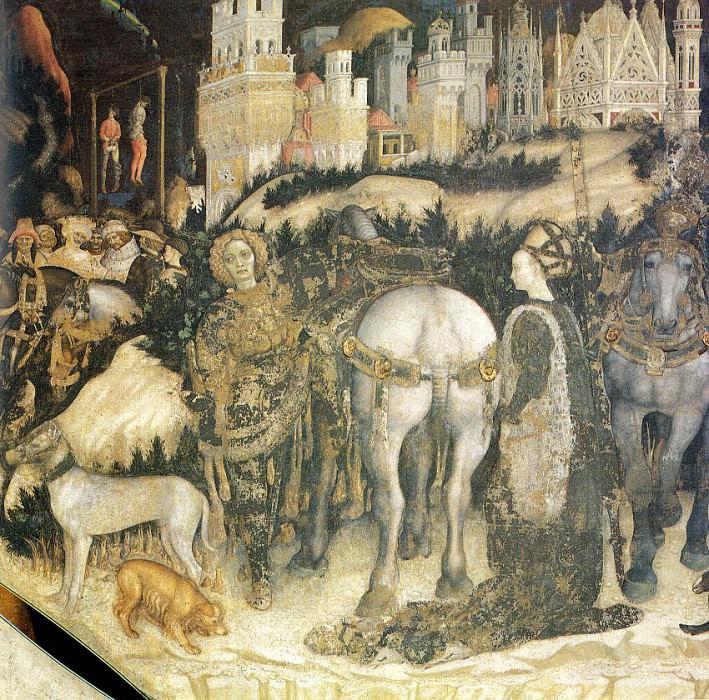 Pisanello (Italian, 1395-1455). Антонио Пизанелло