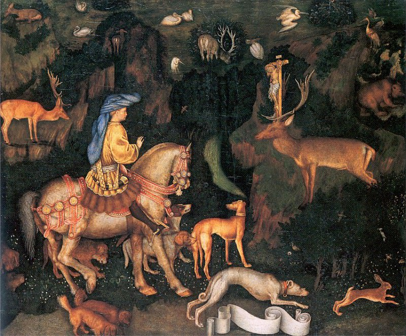 Pisanello (Italian, 1395-1455)3. Antonio Pisanello