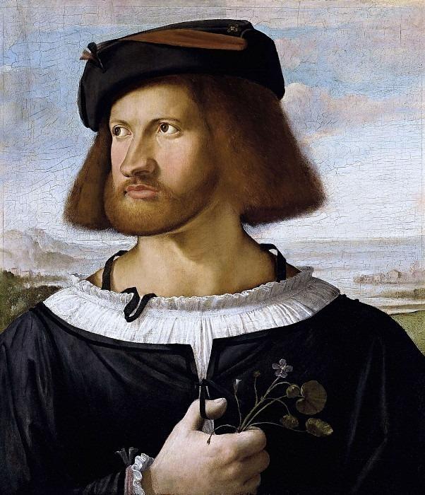 Портрет джентльмена. Франческо Прата