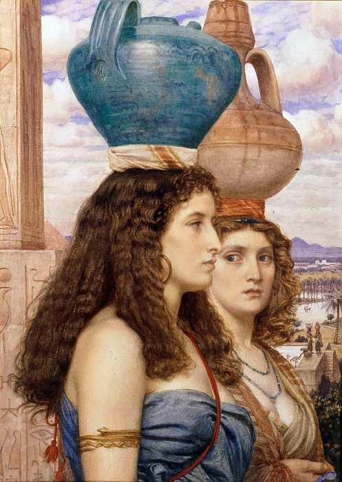 Water Carriers of the Nile. Edward John Poynter