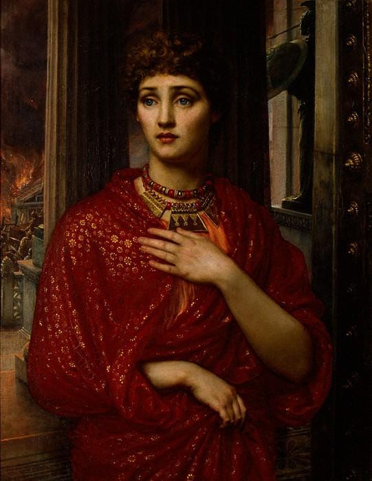 Helen. Edward John Poynter
