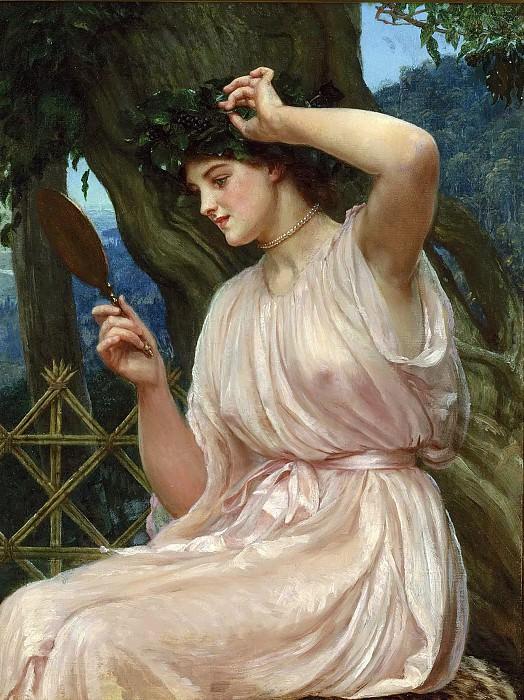 Phyllis. Edward John Poynter