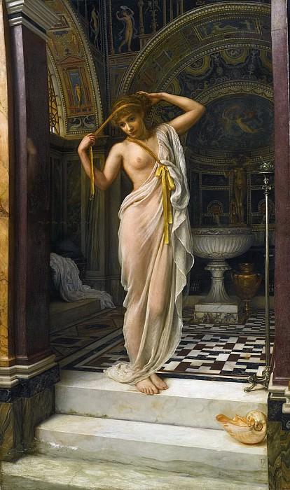 Диадумена (Эсквилинская Венера). Эдвард Джон Пойнтер