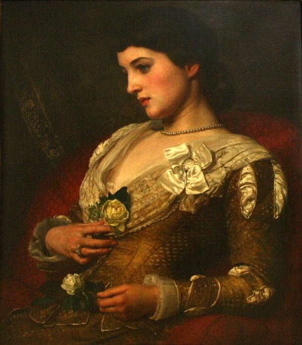 Lillie Langtry. Edward John Poynter