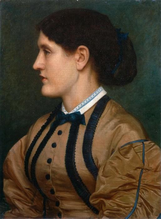 Eliza Eastlake. Edward John Poynter