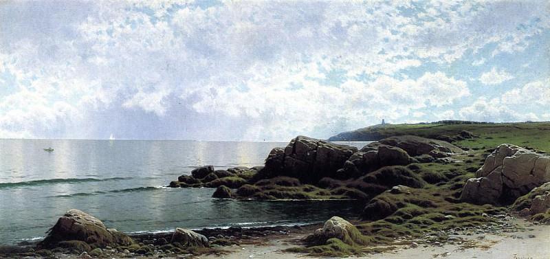 at low tide. Edward John Poynter