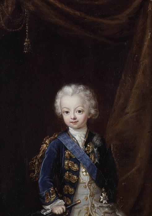 Густав III (1746-1792), король Швеции. Ульрика Фредрика Паш