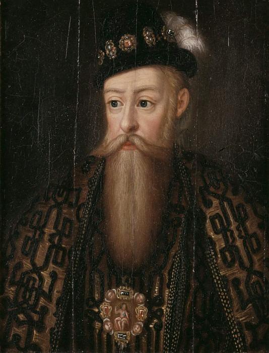 Johan III. Ulrika Fredrika Pasch