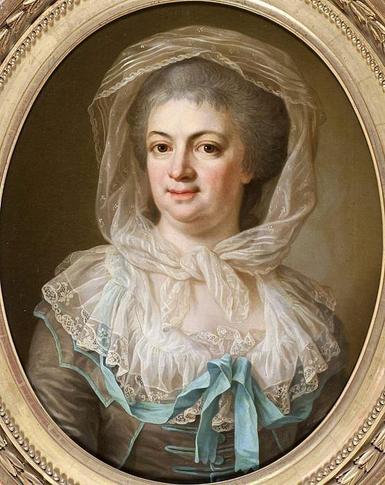 Portrait of a Lady. Ulrika Fredrika Pasch