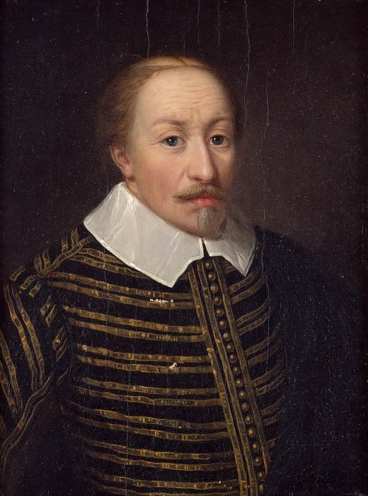 Karl IX (1550-1611), king of Sweden. Ulrika Fredrika Pasch