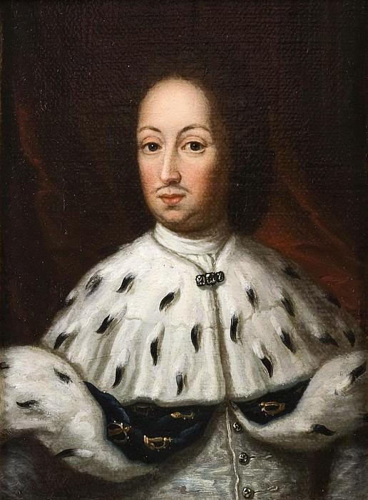 Карл XI (1655-1697), король Швеции. Ульрика Фредрика Паш