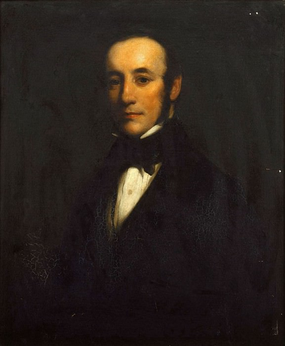 Self Portrait. Henry William Pickersgill