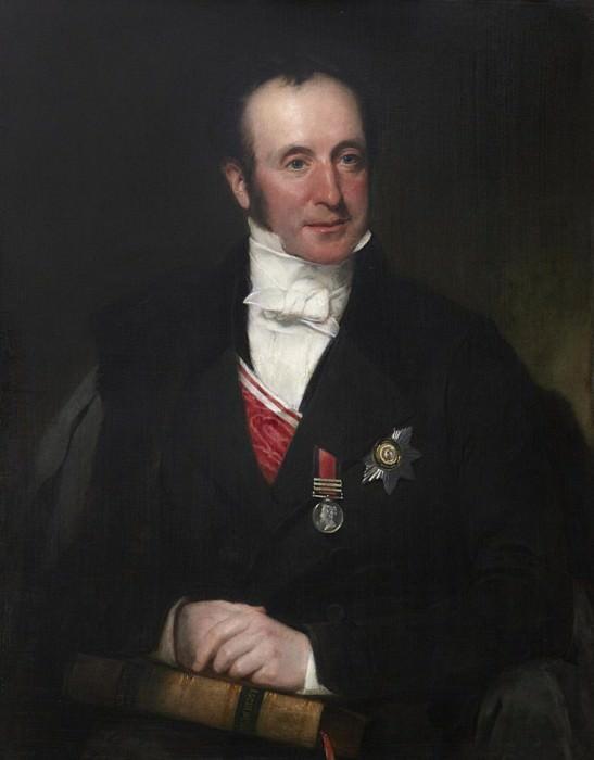 Sir Roderick Impey Murchison. Henry William Pickersgill